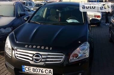 Nissan Qashqai+2 2009 в Черновцах