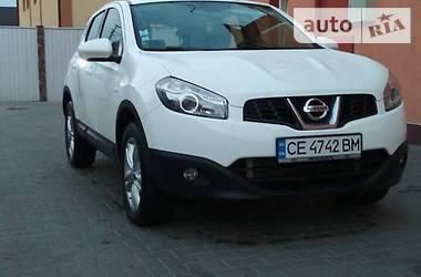 Nissan Qashqai 2012 в Черновцах