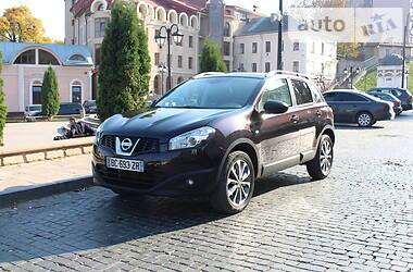 Nissan Qashqai 2010 в Черновцах