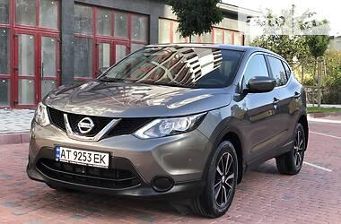 Nissan Qashqai 2017 в Ивано-Франковске