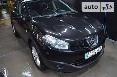 Nissan Qashqai 2012 в Львове