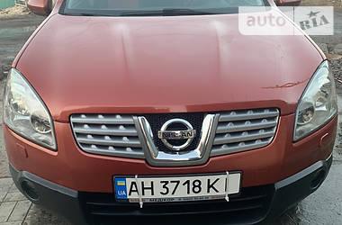 Nissan Qashqai 2008 в Слов'янську