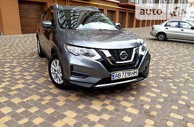 Nissan Rogue 2017 в Виннице