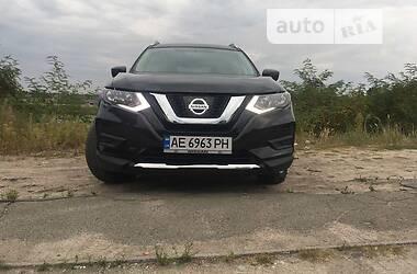 Позашляховик / Кросовер Nissan Rogue 2017 в Дніпрі
