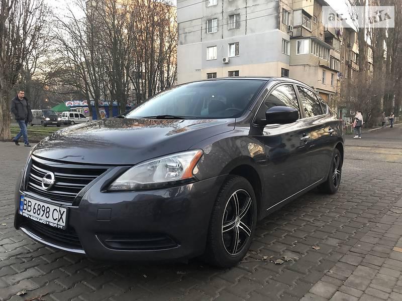 Nissan Sentra 2014 в Одессе