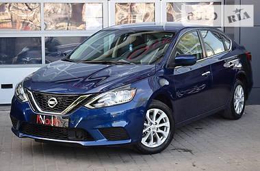 Седан Nissan Sentra 2019 в Одессе