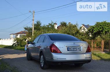 Nissan Teana 2006 в Дрогобичі