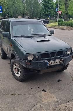 Внедорожник / Кроссовер Nissan Terrano II 1997 в Смеле