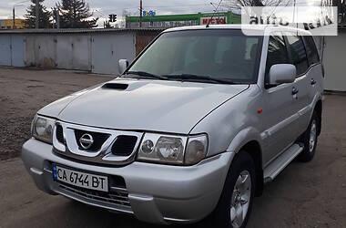 Внедорожник / Кроссовер Nissan Terrano 2002 в Черкассах