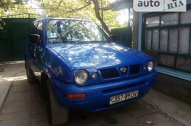 Внедорожник / Кроссовер Nissan Terrano 1997 в Одессе
