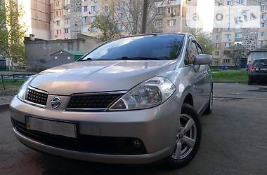 Nissan TIIDA 2008 в Одессе