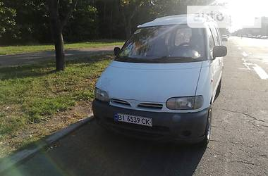 Минивэн Nissan Vanette груз. 1997 в Киеве