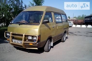 Nissan Vanette пасс. 1981 в Одессе