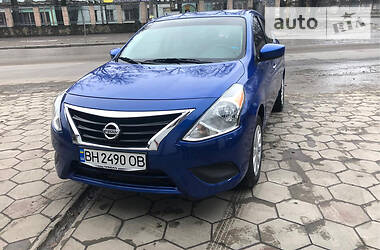Nissan Versa 2016 в Одессе