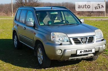 Nissan X-Trail 2003 в Донецке