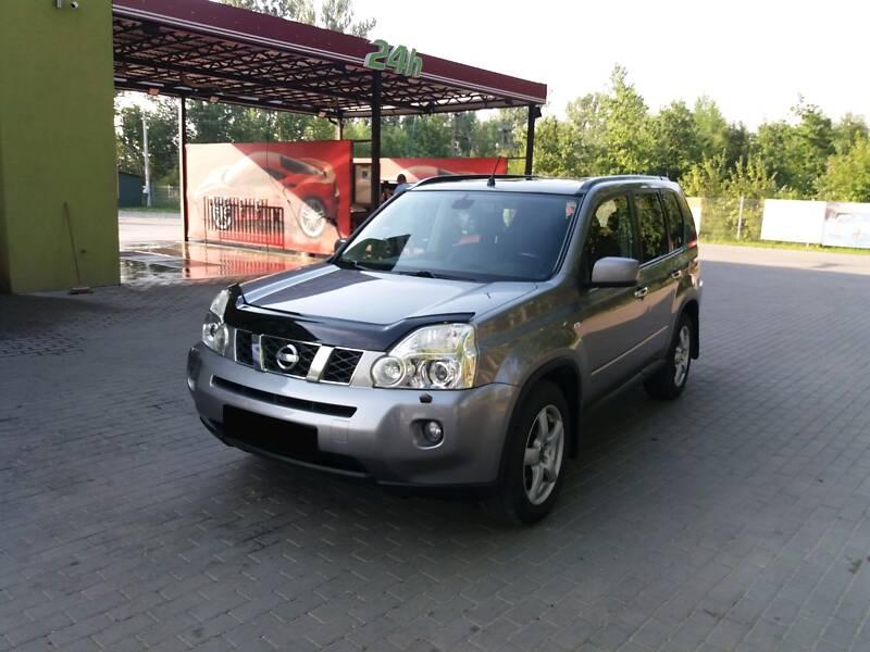 Nissan X-Trail MAKS FULL
