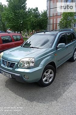 Внедорожник / Кроссовер Nissan X-Trail 2003 в Вараше