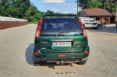 Внедорожник / Кроссовер Nissan X-Trail 2004 в Черновцах