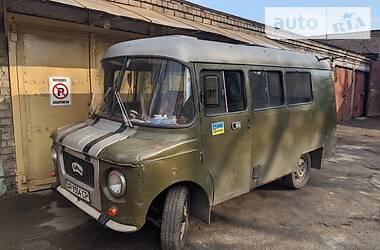 Легковой фургон (до 1,5 т) Nysa (Ныса) 521 1977 в Запорожье