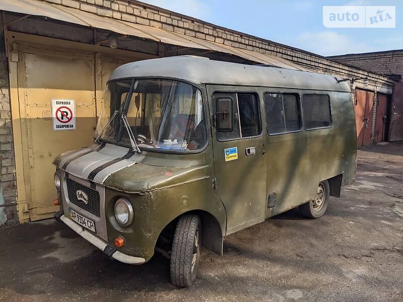 Легковий фургон (до 1,5т) Nysa (Ниса) 521 1977 в Запоріжжі