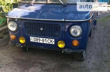 Nysa (Ныса) 522 1975 в Великой Багачке