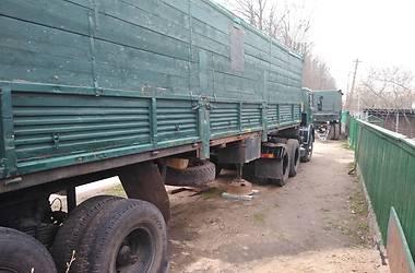 Бортовой полуприцеп ОДАЗ 9370 1987 в Ильинцах