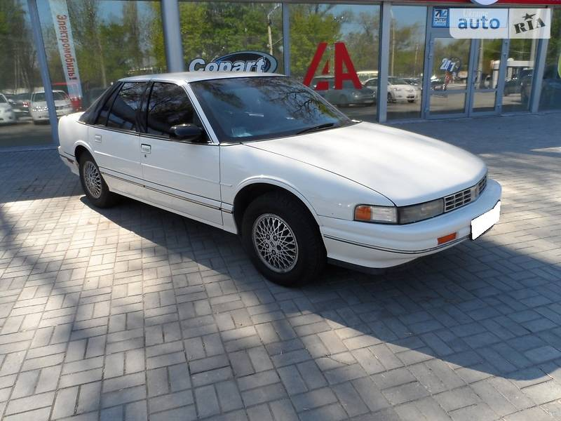 Oldsmobile Cutlass 1993 року
