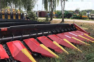 Жатка для уборки кукурузы Olimac Drago 2011 в Ромнах