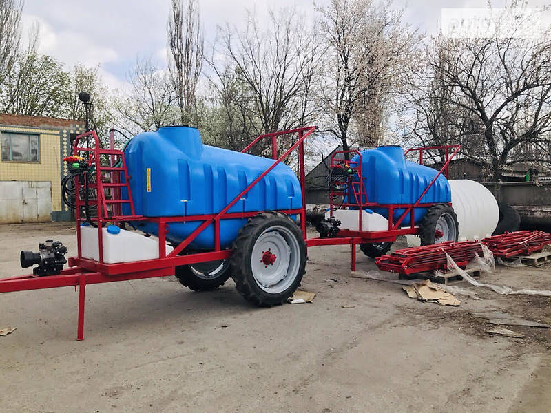 Обприскувачі причіпні ОП 2500 2018 в Кропивницькому