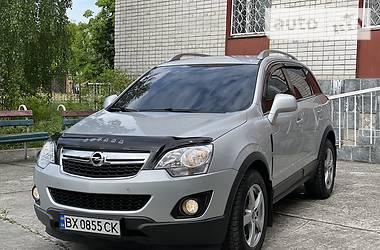 Внедорожник / Кроссовер Opel Antara 2011 в Нетешине