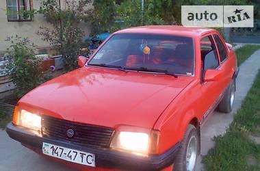 Opel Ascona 1982 в Львове