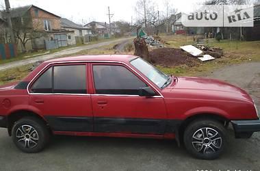Opel Ascona 1985 в Шепетівці