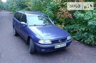 Opel Astra F 1995 в Долинской