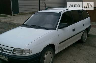 Opel Astra F 1995 в Ужгороде