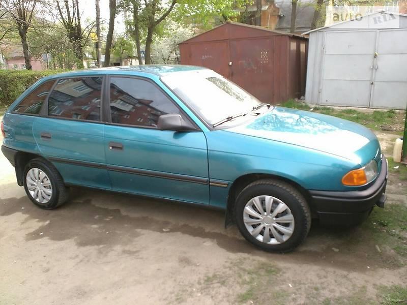 Opel Astra 1992 года