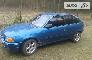 Opel Astra F 1993 в Луцке