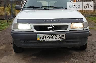 Opel Astra F 1995 в Надвірній