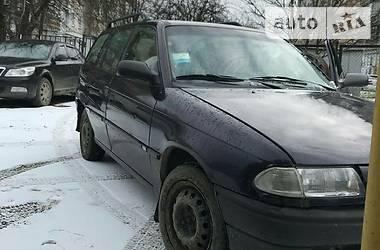 Opel Astra F 1995 в Ивано-Франковске