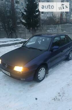 Opel Astra F 1996 в Калуше