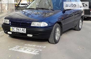 Универсал Opel Astra F 1993 в Львове