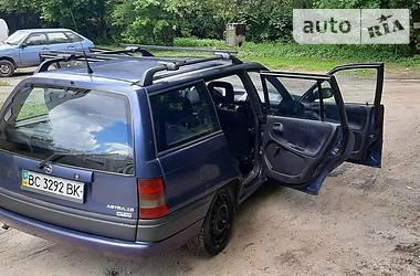 Универсал Opel Astra F 1996 в Львове