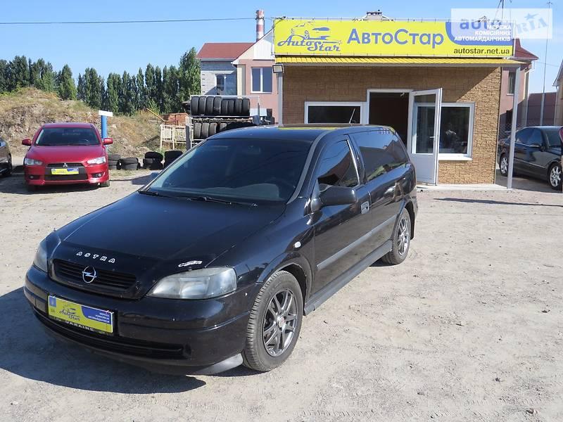 Opel Astra 2003 года