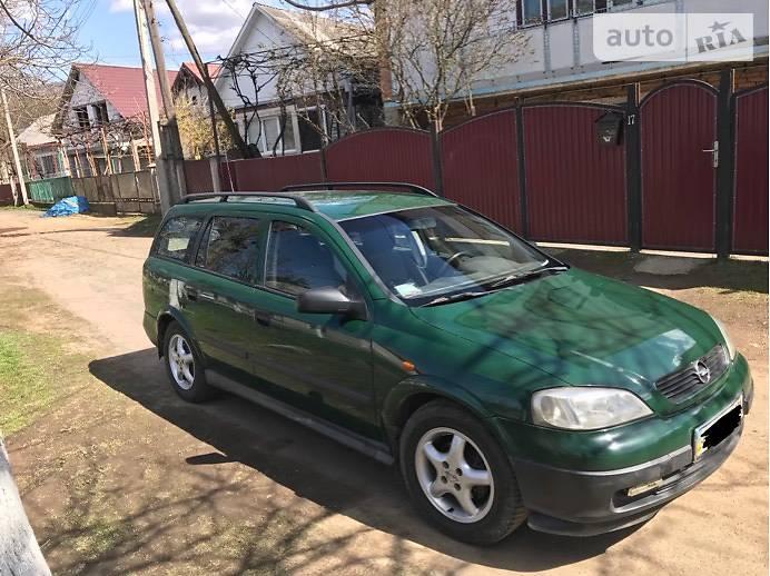 Opel Astra G 1998 в Хусте