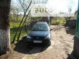 Opel Astra G 2003 в Львове