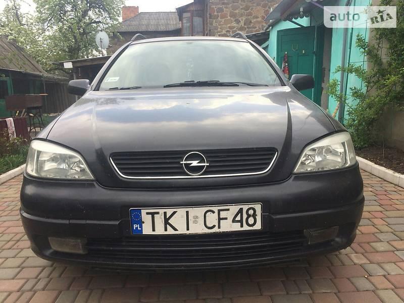 Opel Astra G 1998 в Гайвороне
