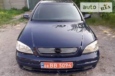 Opel Astra G 2001 в Запорожье