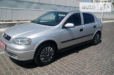 Opel Astra G 2003 в Белой Церкви