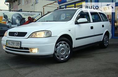 Opel Astra G 2001 в Киеве