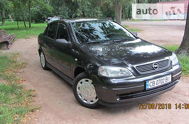 Opel Astra G 2006 в Чернигове