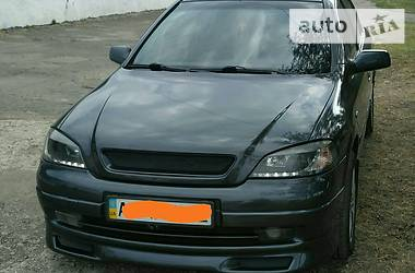 Opel Astra G 2003 в Донецке